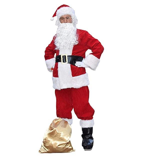 Amazon.com: Disfraz de Papá Noel para novia, disfraz de ...