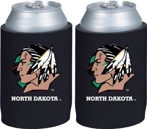 Multicolor Kolder NCAA North Dakota One Size Sioux Head Holder