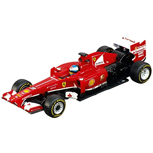 carrera go 20064010 voiture de circuit ferrari f138 no 3 la caverne du jouet. Black Bedroom Furniture Sets. Home Design Ideas