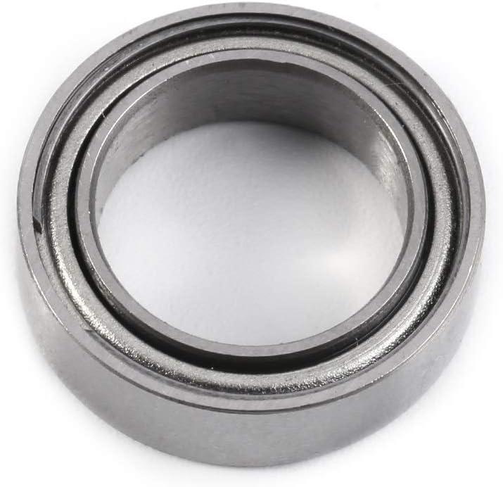 15 Thin Wall Bearing 4mm 10pcs 6700ZZ Double-shielded Thin Section Thin-wall Ball Bearings Miniature Bearing 10