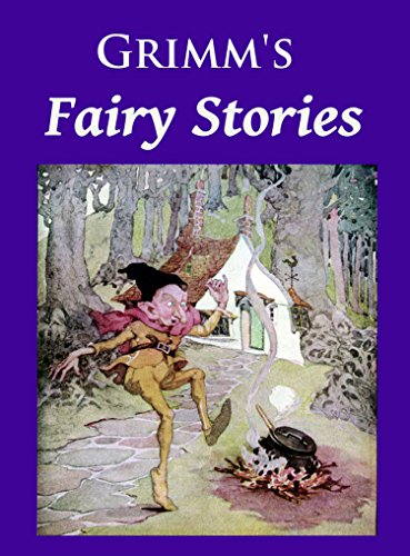 #freebooks – Grimm's Fairy Stories: illustrated by Wilhelm, Jacob Grimm