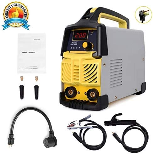 ARC Welding Machine, 200Amp Power, IGBT - Buy Online in ...