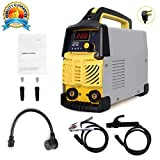 ARC Welding Machine, 200Amp Power,80% Duty Cycle, IGBT AC-DC Dual Voltage (110/220V) Beginner Welder Use Welding Rod Equipment Tools Accessories