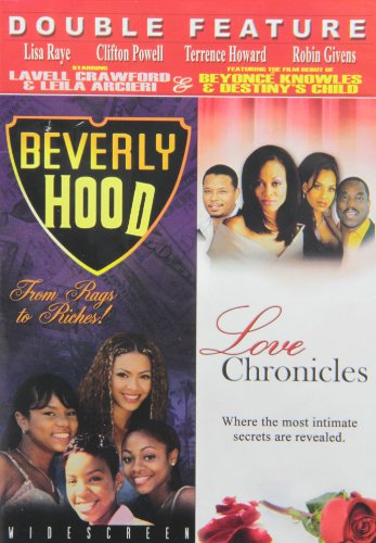 DVD : Beverly Hood and Love Chronicles (Full Frame, Amaray Case, 2 Pack, 2 Disc)