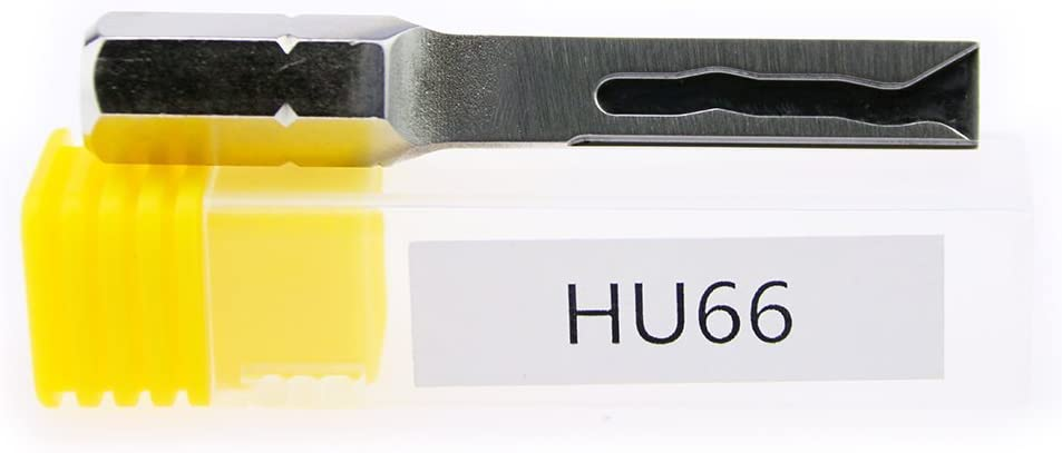 TPM Go Car Strong Force Power Key,Car Lock Pick and Repair Tools,Locksmith Professional Tools HU101