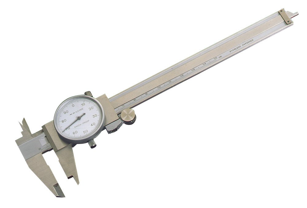 Draper Expert 52417 Pied /à coulisse /à cadran 0-150 mm