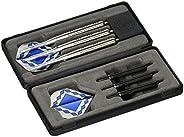 Trademark Global 28 Gram Tungsten Dart Set - 85% Tungsten - Pro Style Darts Darts