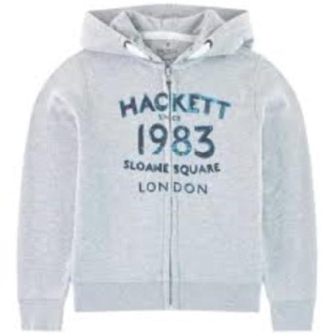 7e17b115b5310 Hackett London - Sudadera con Capucha - para niño  Amazon.es  Ropa y  accesorios