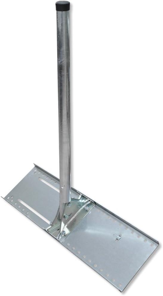 Mastl/änge 85cm Mastdurchmesser 50mm Dachsparrenmasthalter SMH-S 900//50