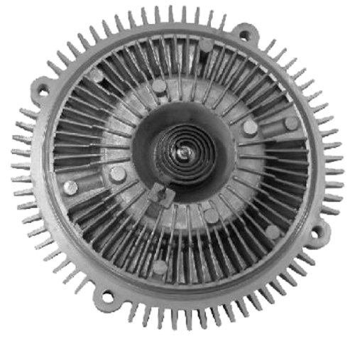 Japanparts VC-901 Clutch, radiator fan
