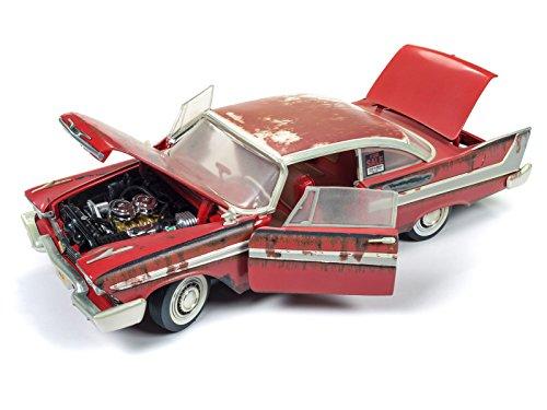 Version Diecast Car Model - 1