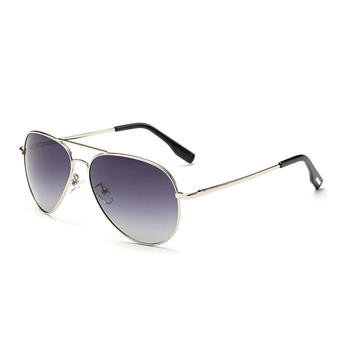 ZWX Gafas de sol de las señoras Unisex gafas de sol polarizadas Espejo de rana  colorida Moda gafas de sol de conducción-H  Amazon.es  Ropa y accesorios 633c76acf124
