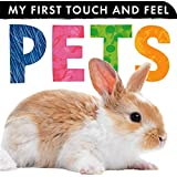 Pets (My First Touch and Feel) (My First Touch and Feel Books)