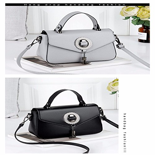 Gray A Small With Light Shoulder Bag Gaoqiangfeng Single Gray A Bag Light q17RICwz