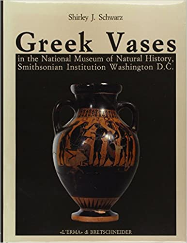 Greek Vases In The National Museum Of Natural History Smithsonian