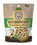 Exclusively Pet Best Buddy Bits-Peanut Butter Flavor, 5-1/2-Ounce Package