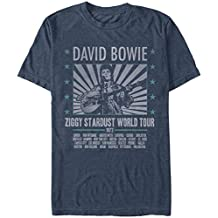 David Bowie Inverted Poster T-Shirt