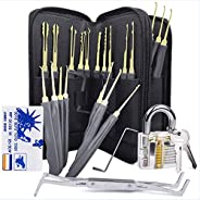 24pcs Hardware Multitools(Lock Included) and 5-Piece Card Pack