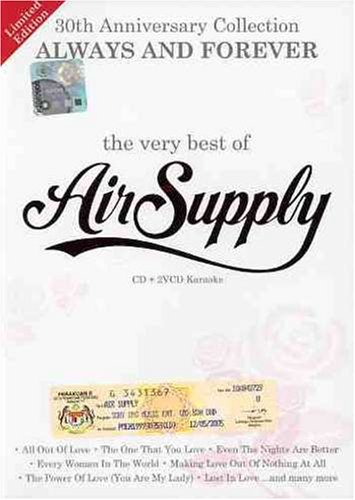 Always & Forever: The Very Best of Air Supply (The Very Best Of Air Supply)