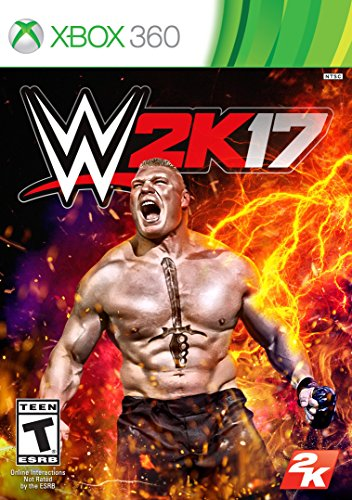 WWE 2K17 - Xbox 360 (2k Games For Xbox 360)