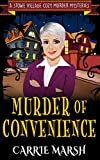img - for Murder Of Convenience (A Stowe Village Cozy Murder Mysteries Series) book / textbook / text book