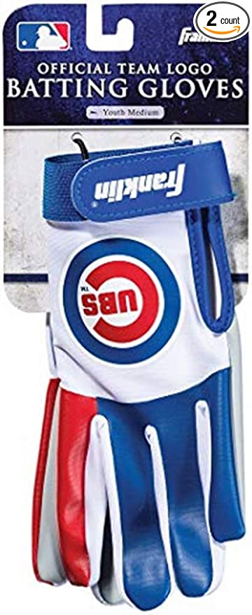 Amazon.com: Franklin Sports Chicago Cubs - Guantes de ...