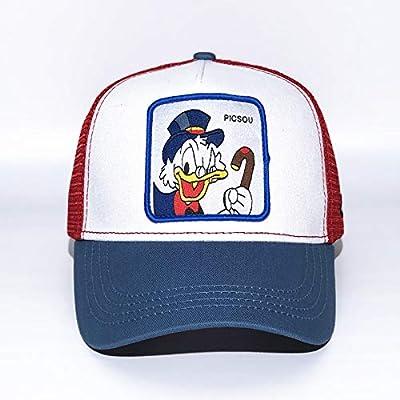 sdssup Personaje de Dibujos Animados de Anime Gorra de béisbol ...