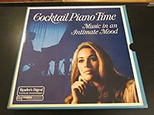 Cocktail Piano Time, Music In An Intimate Mood Box Set, Reader's Digest 1970