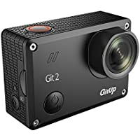 GIT2 Action Camera - Standard Edition - 2K HD - WiFi with Panasonic 16MP Sensor
