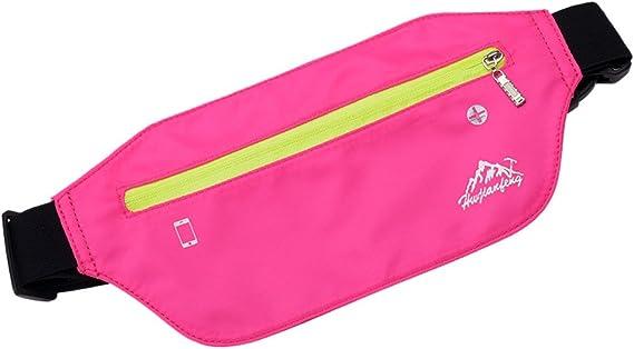 👜 Bolsas De Deporte Al Aire Libre Color Puro Repelente Agua Nylon Bolsa De Cuero Messenger Bags (Black): Amazon.es: Equipaje