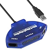 3 in 1 Magic Joy Box (PS2/PS/GC/XBOX to PC USB Adapter)