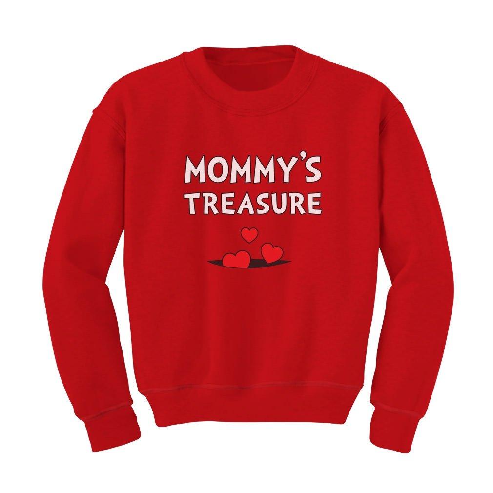Mommys Treasure Childrens Cute Kids Sweatshirt TeeStars