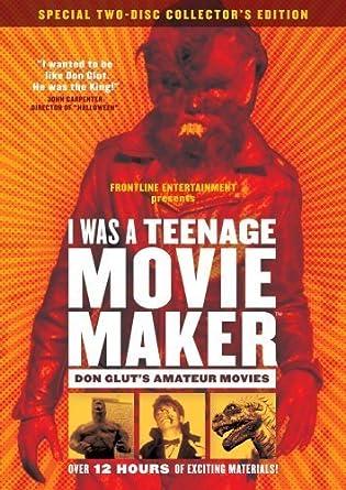 Amazon com: I Was A Teenage Moviemaker - Don Glut's Amateur