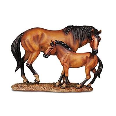 Katerina Prestige - Figurine - Cheval avec Poulain, NA0582