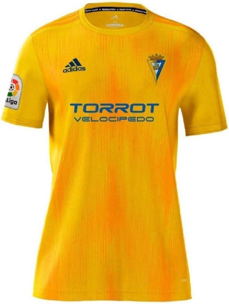 Cádiz C.F. Regular Fit Camiseta De Juego, Unisex niños: Amazon.es: Deportes y aire libre