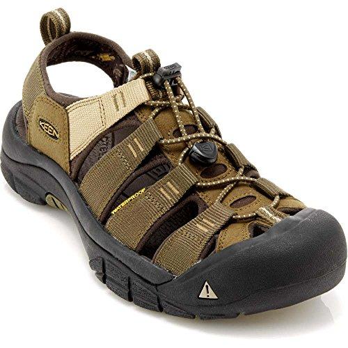 周波数野望引き出す(キーン) KEEN メンズ シューズ?靴 サンダル Newport Hydro Sandals [並行輸入品]