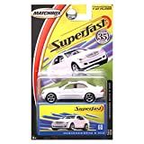 Matchbox 2004 Superfast 35th Anniversary Mercedes Benz S500 S 500 White #60