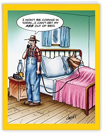 Come Back When Youre Sober Foil Finish Humorous Female Get Well Soon Card from The Funny Works Range for Her