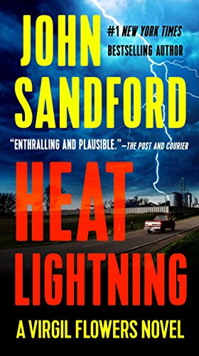 Heat Lightning (A Virgil Flowers Novel, Book 2) cover