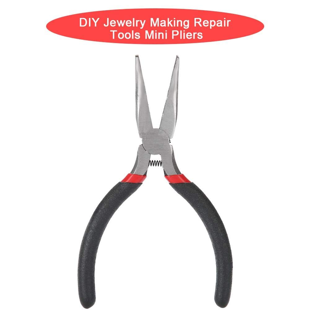 Tagliatrici Gioielli per Gioielli Mini pinze per Gioielli Riparazione per Perline End Cutting Pliers Gioielli Fai-da-Te Strumenti per la Riparazione