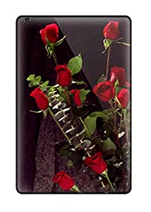 monica i. richardson's Shop New Style 3427102J76378071 Top Quality Rugged Bunch Of Red Roses Case Cover For Ipad Mini 2