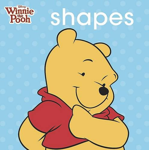 Disney Winnie the Pooh - Shapes ebook
