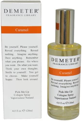 Demeter Caramel Women Cologne Spray, 4 Ounce