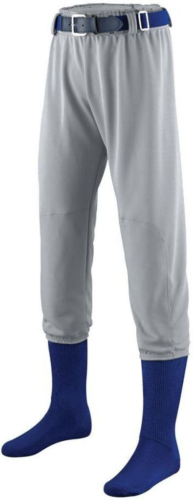 864 Pull-up Pro Pant - Youth SILVER GREY XS Augusta Drop Ship