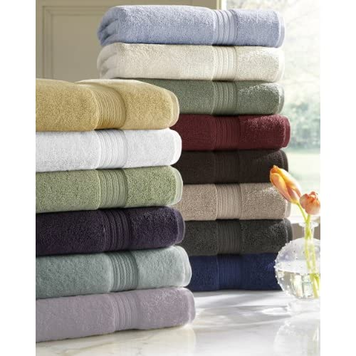 Nice Kassatex Arosa Collection Towels, Wash Cloth - Garnet Red for cheap