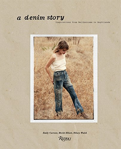 Pdf Photography A Denim Story: Inspirations from Bellbottoms to Boyfriends