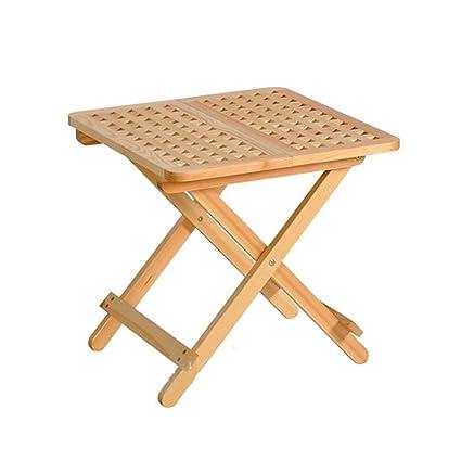 Côté salon Table De Pique-nique Pliante - Table Basse De ...