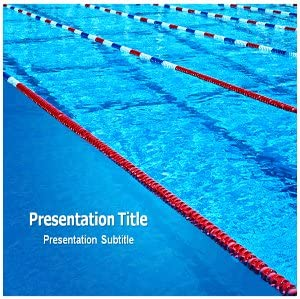 Amazon Com Swimming Pool Powerpoint Templates Swimming Pool Powerpoint Ppt Themes Templates Software
