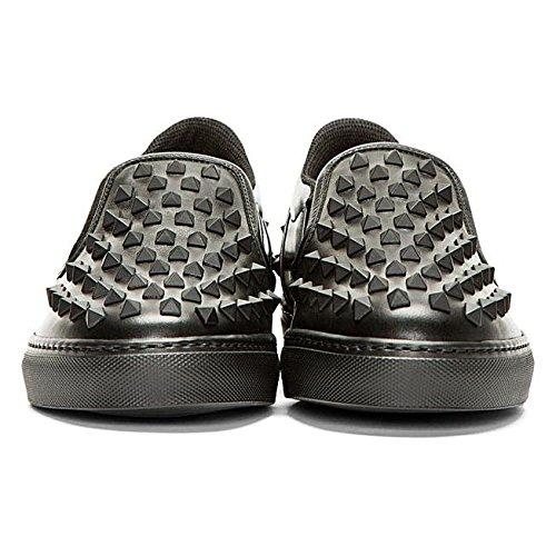 Sneaker Slip-on Da Uomo Valentino Rockstud, Nero 39,5