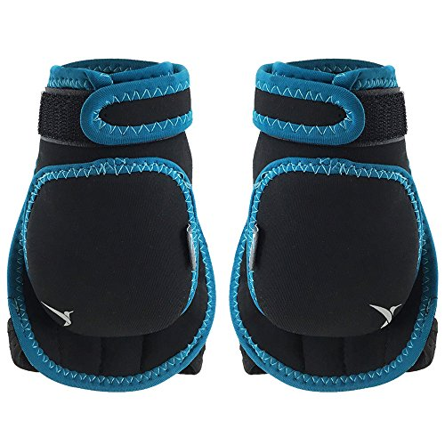 51PBXnkue1L Empower Weighted Gloves for Women, 1 Pound Each Weight Glove, Fitness, Kickboxing, Cardio, Workout, Piloxing, Teal
